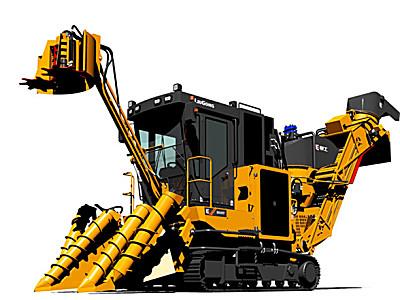 柳工S935T切段式甘蔗收获机