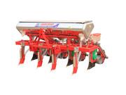 农哈哈2BYFSF-4仿形玉米播种机