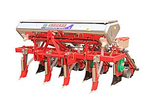 农哈哈2BYFSF-5仿形玉米播种机
