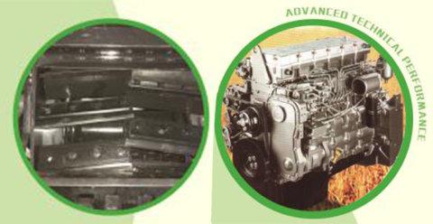 宗申丰贮4QZ-15自走式青贮收获机