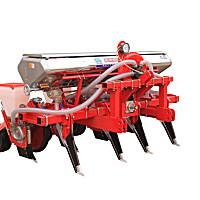 農哈哈2BYQF-4氣吸式精量播種機