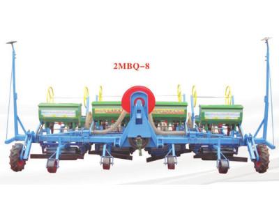 沃隆2MBQ-8气吸式铺膜播种机