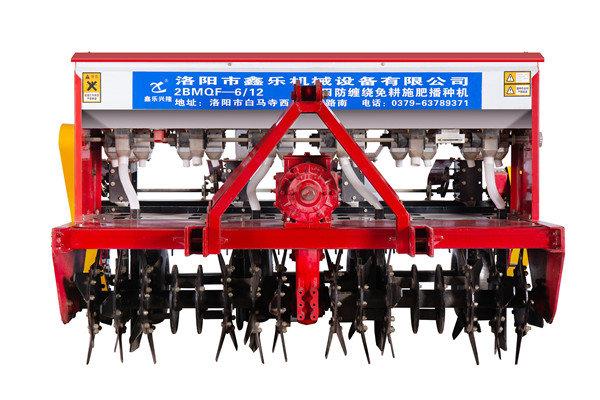 鑫樂興隆2BMQF-6/12全還田防纏繞免耕施肥播種機