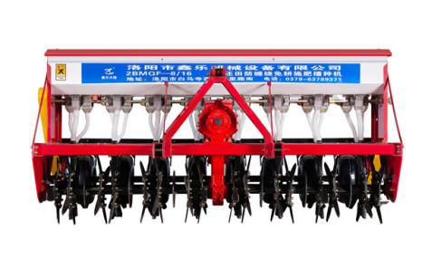鑫乐兴隆2BMQF-8/16全还田防缠绕免耕施肥播种机