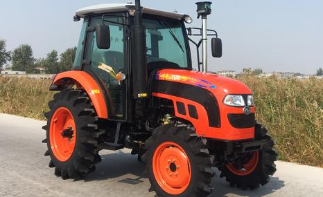 徽拖传奇CQ704轮式拖拉机