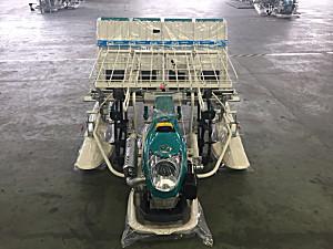 江苏福马2ZS-4A手扶式水稻插秧机