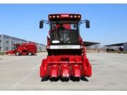 4YZ-4X1玉米收获机
