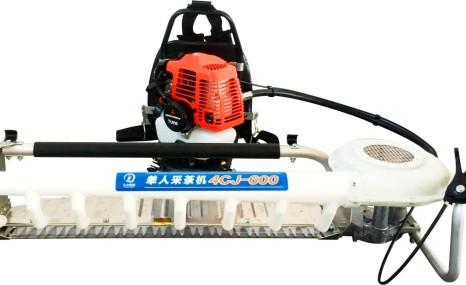 浙江九奇4CJ-600单人采茶机