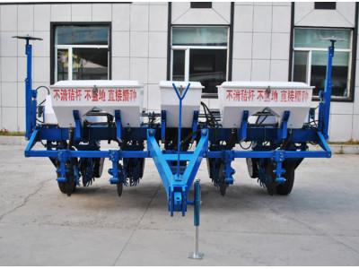 吉林大元2BMZF-5免耕指夹式精量施肥播种机