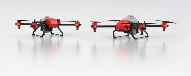 极飞P系列2019款植保无人机系统