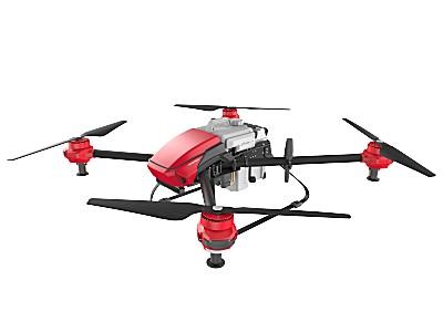極飛P20 2018款植保無人機