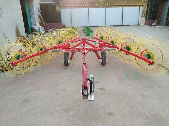 宁晋陆风9L-5.4A搂草机