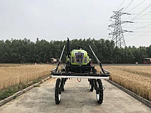 山东佳尔能3WP-800自走式喷杆喷雾机