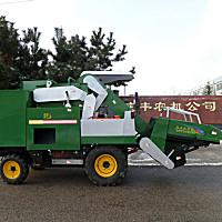 寶豐4YZP-2B玉米收割機