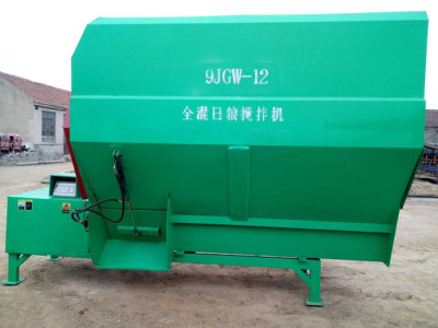 威海寶捷9JGW-12全混日糧攪拌機