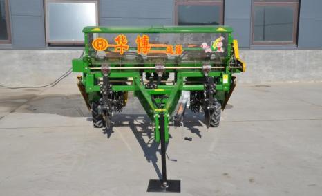 华博2BMF-3型免耕精量施肥播种机