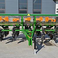 華博2BMF-5免耕施肥播種機
