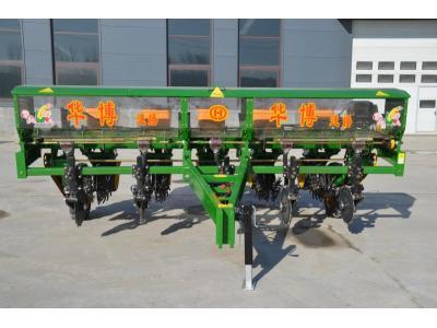 华博2BMF-5型免耕精量施肥播种机