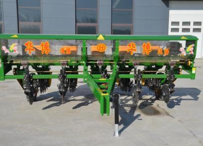 華博2BMF-5型免耕精量施肥播種機