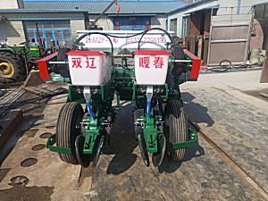 双辽暖春2BMZF-2免耕指夹式精量施肥播种机