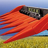 星元4YT-6玉米籽粒割台