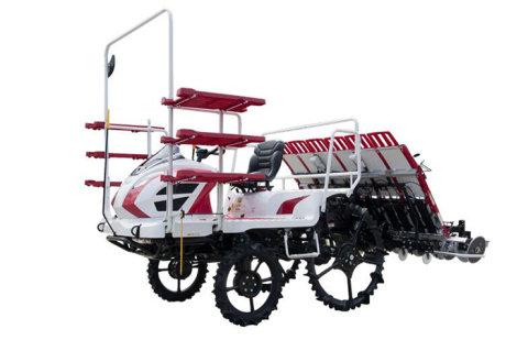 洋马2ZYG-6乘坐式油菜移栽机