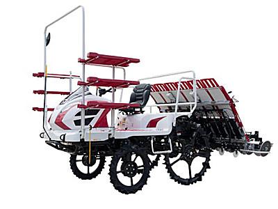 洋馬2ZYG-6乘坐式油菜移栽機