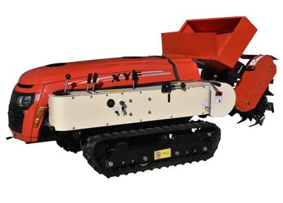 山东玛斯锐JY3WZ-30B型自走式多功能田园管理机