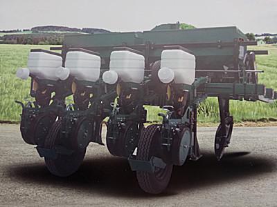 雷沃阿波斯2BMQF-4A免耕中型播种机