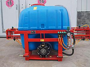 石家庄金原野3W-60012悬挂式喷杆喷雾机