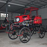 博川3WPZ-700自走式噴桿噴霧機