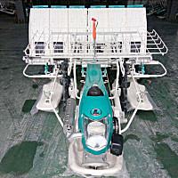 裕田2ZS-6B水稻插秧机