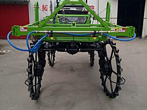 青州凯博3WPZ-1200A自走式喷杆喷雾机