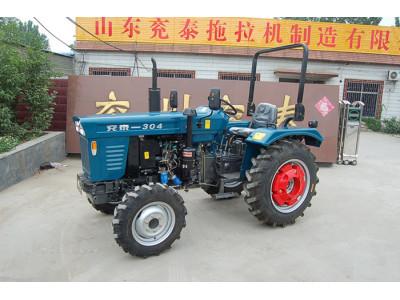 山东兖泰304轮式拖拉机