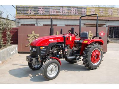 山东兖泰450轮式拖拉机