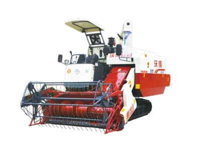 沃得銳龍4LZ-5.0E專業跨區版聯合收割機