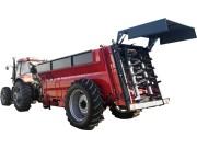 大华宝来2FGH-S系列双竖螺旋撒肥车