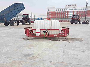 公主岭博通3WPX-800Ⅴ悬挂式喷杆喷雾机
