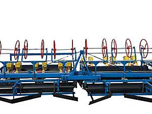 顺昌农2MBJ-2/12机械式精量铺膜播种机