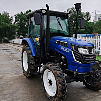 東科DK804拖拉機