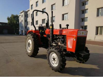 佳木斯骥驰JC454型轮式拖拉机