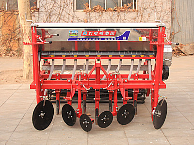 農哈哈2BX-9彈簧腿小麥播種機