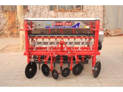 农哈哈2BX-9弹簧腿小麦播种机