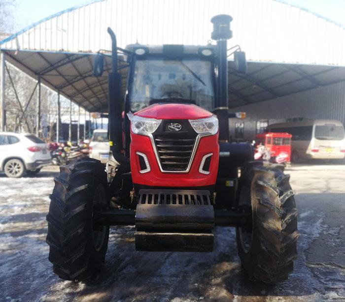 路阳红LT1504轮式拖拉机