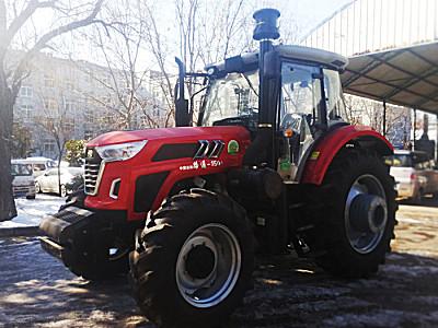 路通-1504轮式拖拉机