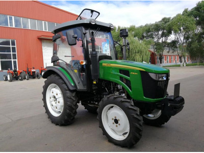 佳木斯骥驰JC604型轮式拖拉机