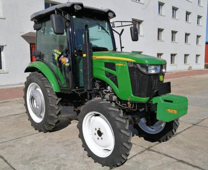 佳木斯骥驰JC604-2型轮式拖拉机