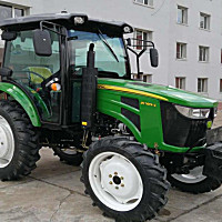 驥馳JC704-3輪式拖拉機