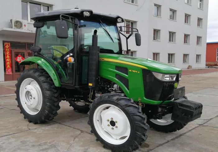 佳木斯骥驰JC704-3型轮式拖拉机