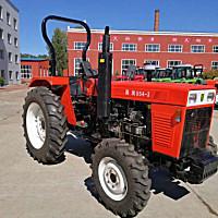 驥馳JC554-3輪式拖拉機
